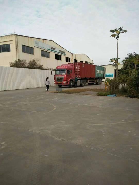 海滨新区国有证厂房4300平13米高独院出售