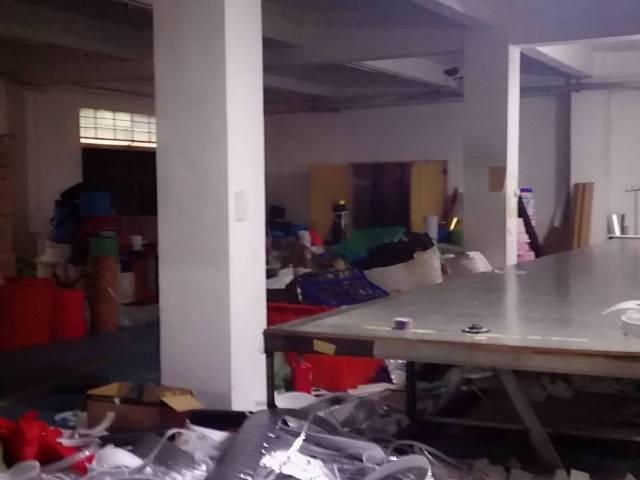 白云区嘉禾望岗1楼5楼共1700平厂房仓库出租