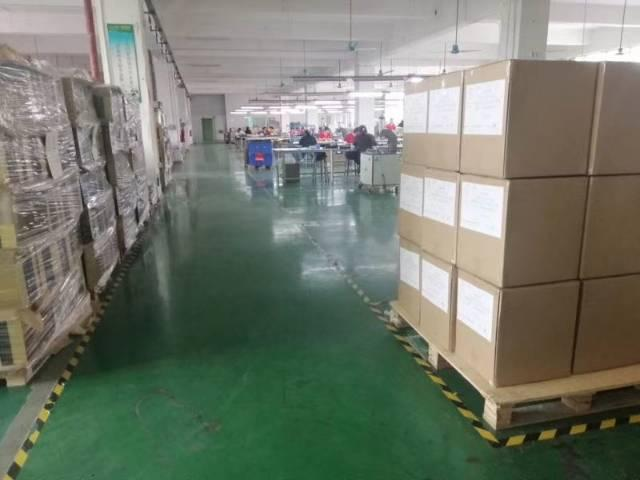 龙岗中心城原房东独院厂房,二楼1300平实际面积,精装修-图3