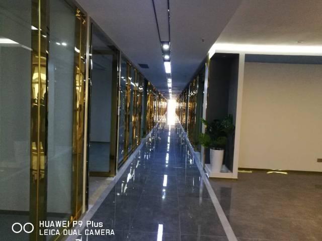 大岭山新出高级写字楼及酒店出租9100平米,空地3000