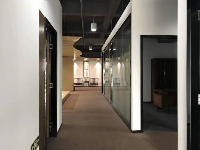 福永地铁口新出楼上原房东豪装办公室实际面积760出租-图7