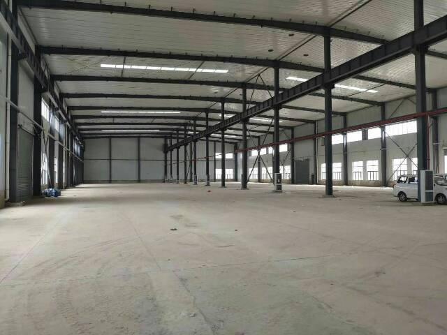 黄陂汉口北1400平米钢结构仓库加工均可配套齐全