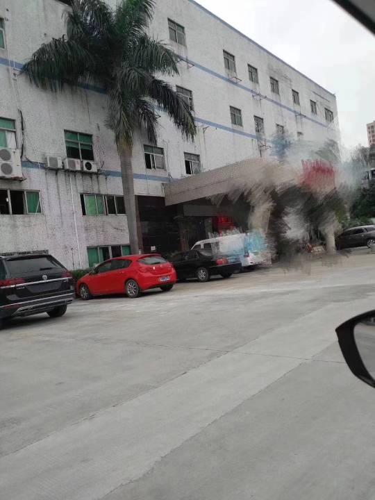 深圳市宝安光明公明上村高速出口独栋厂房出租4500平带精装修