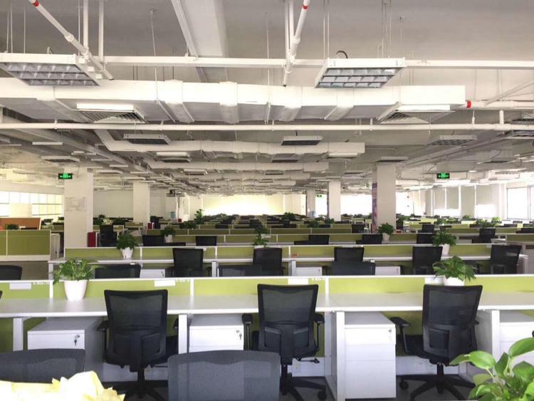 天河智慧城地铁口产业园招商适合软件医疗等
