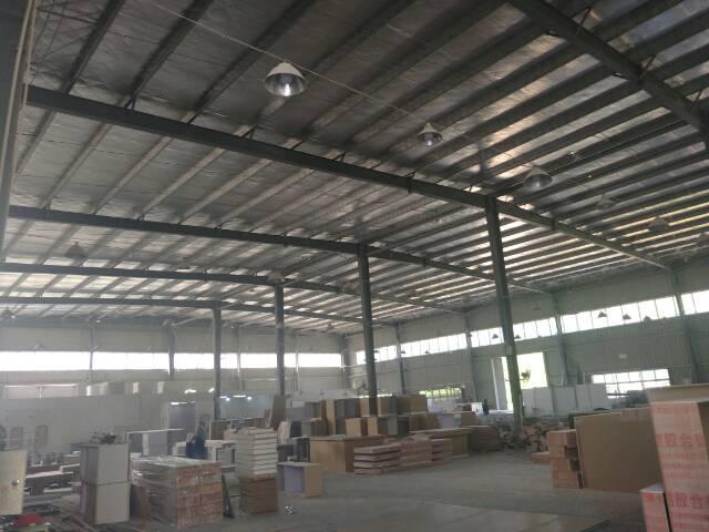 黄陂汉口北1700平米钢结构厂房