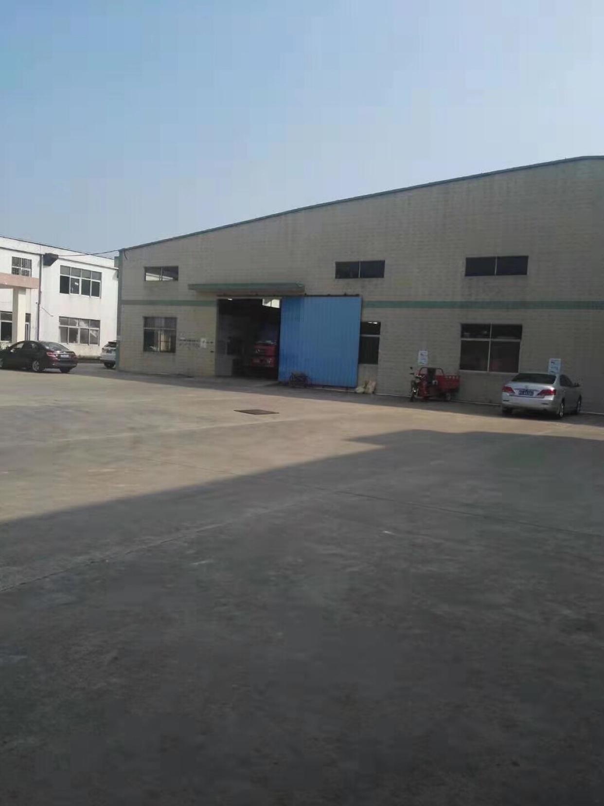 惠州市惠阳区沙田镇独门独院钢构厂房出租3000平方空地大