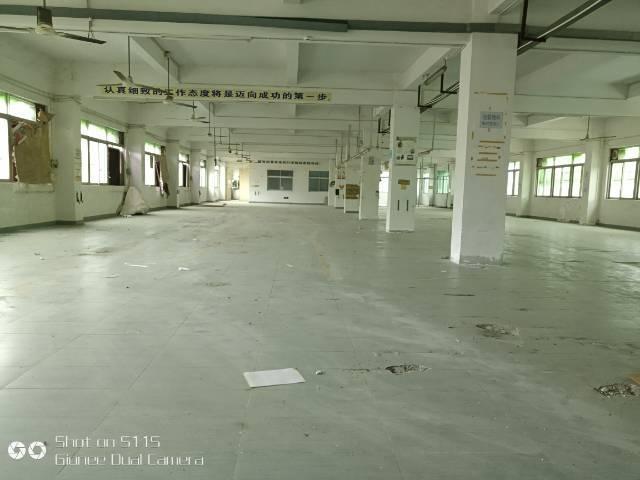 黄江镇刁朗楼上标准电子厂房