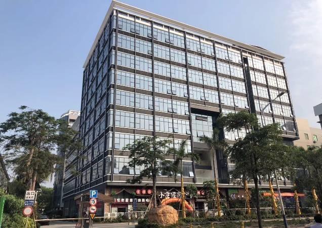 创意园地铁口45~680平写字楼精装修面积随意组合