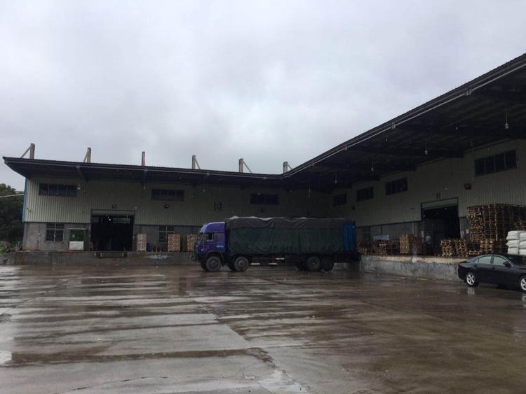惠城区带货台单一层物流仓招租8000平