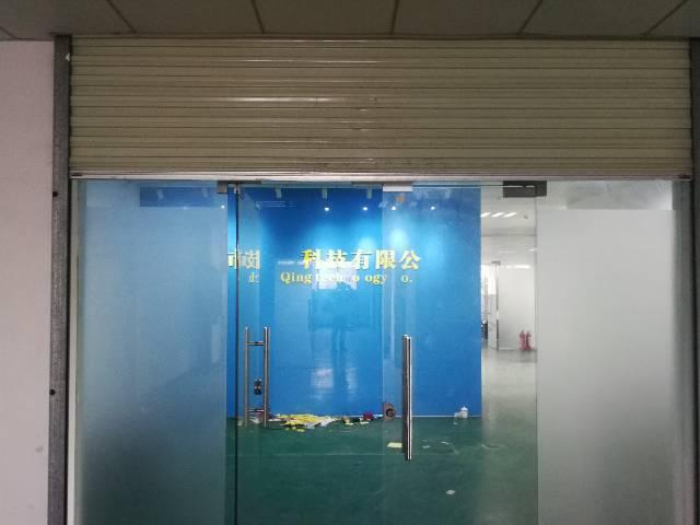 公明南光高速出口附近原房东楼上750平方带装修厂房出租