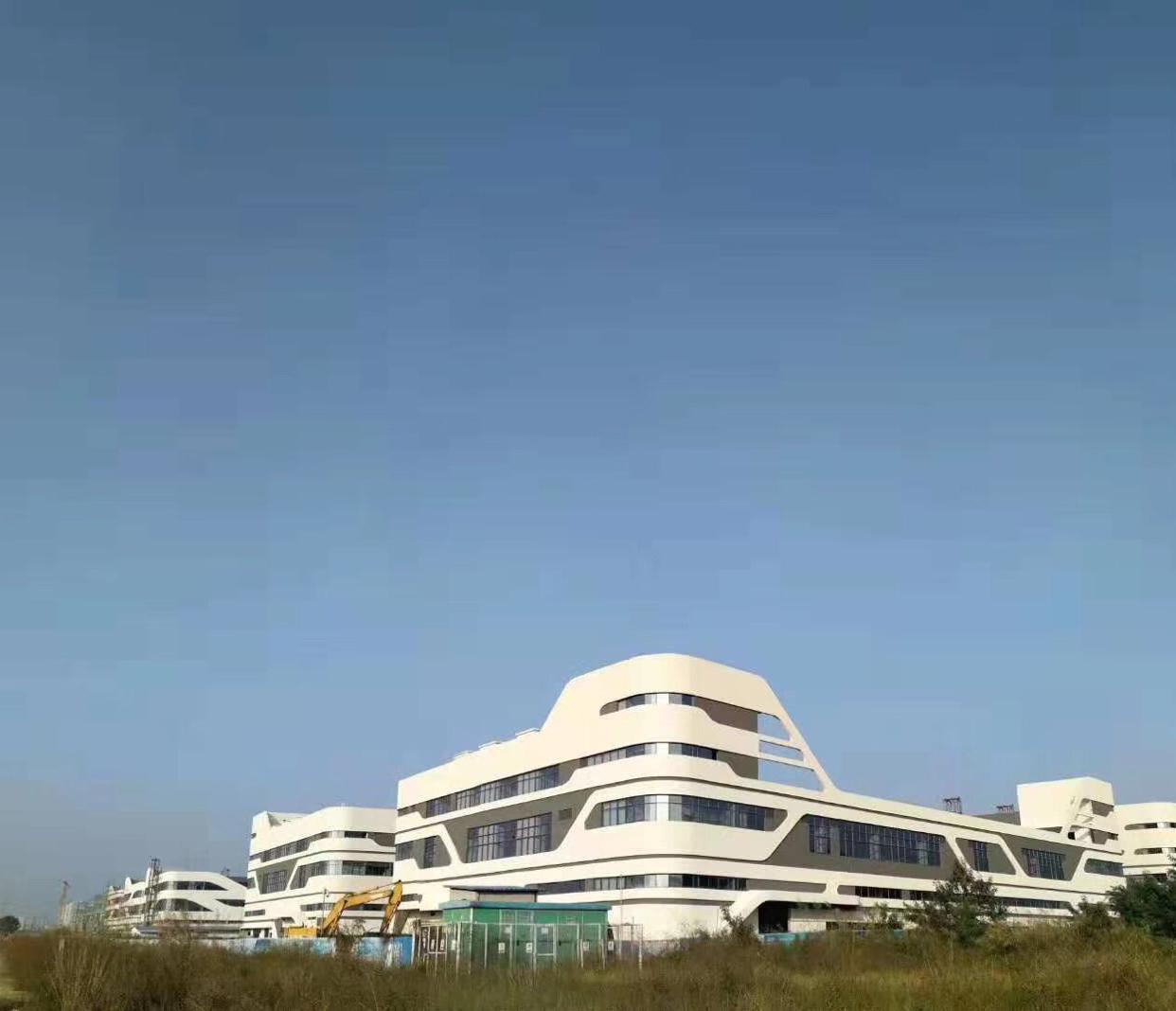 武汉葛店电商大道物流园,位于鄂州葛店电商大道距武鄂高速3