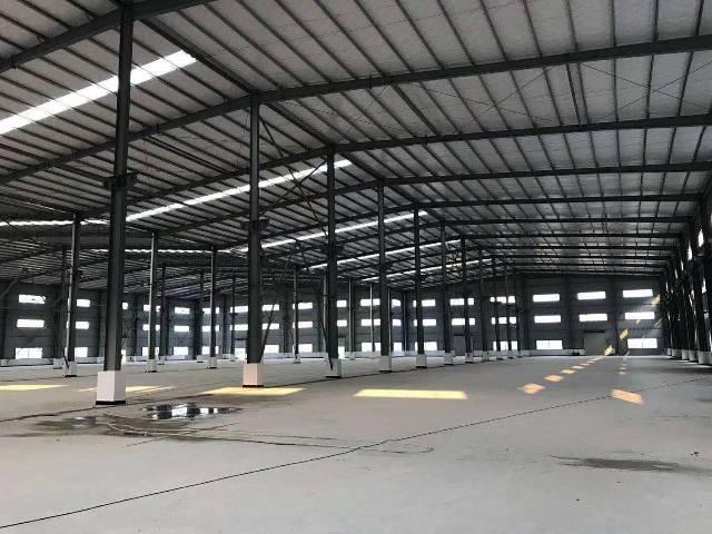 莞惠交界地原房东全新钢结构厂房招租-图2