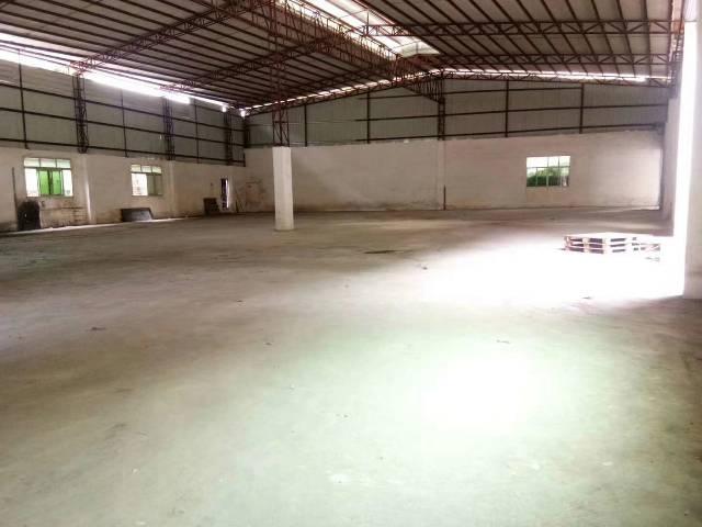 黄江镇新出厂房面积2000