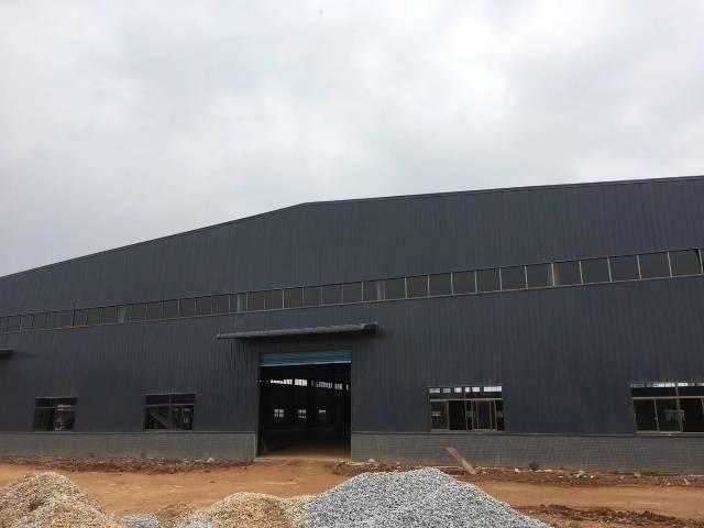 惠州惠阳新出11000平钢构厂房出租