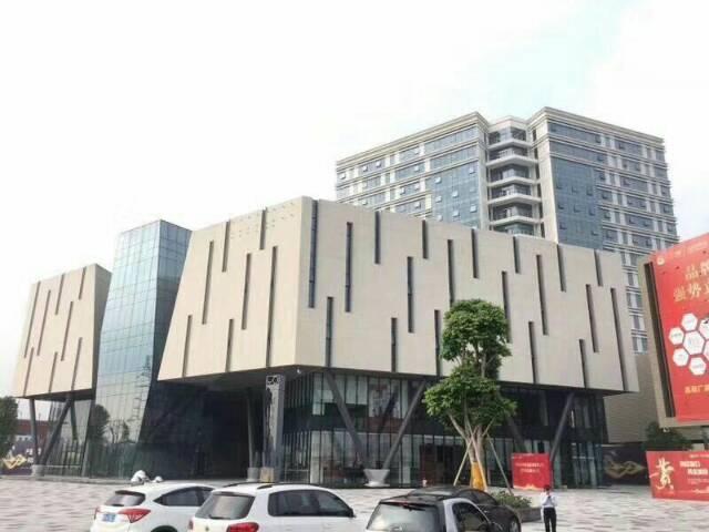 东莞厚街镇全新厂房 总占地375亩,一期出售单层面积1650