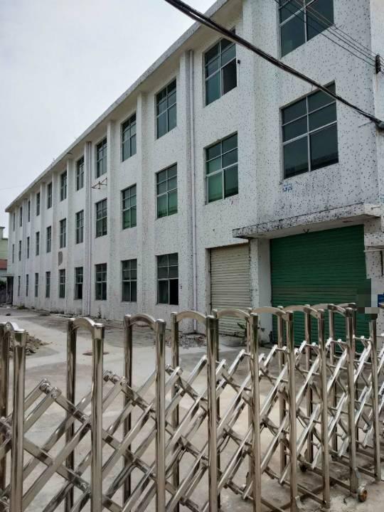 坪山下沙工业区新出两个独院标准厂房5700平实际面积招租