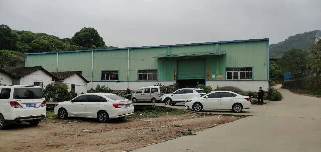 黄江镇长龙村独院钢构3700平米滴水5米行业不限可办环评招租