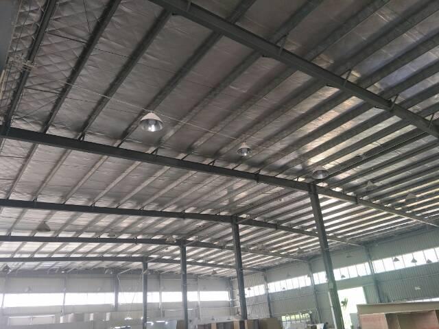 汉口北1700平独栋钢结构厂房,可做仓库,加工