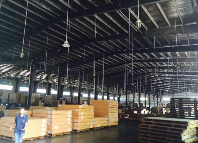 惠州惠城区马安镇新出独院15000平钢构厂房出租