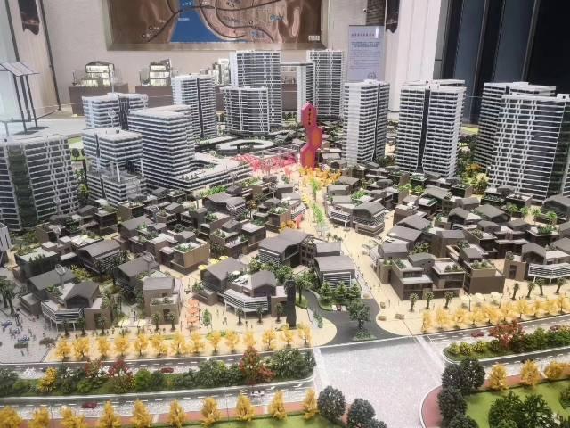 东莞厚街近珊美地铁口广深高速厚街出口全新小面积红本厂房出售