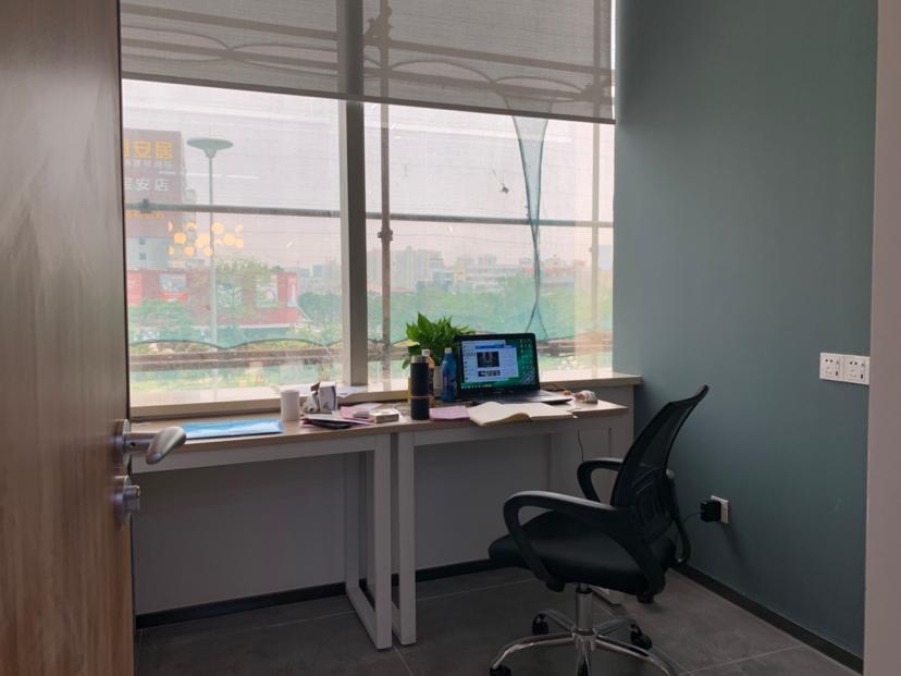 西乡街道精装小面积2人至4人办公室出租