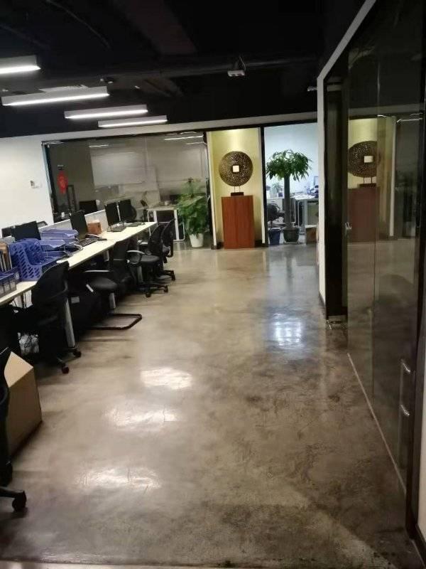 横岗地铁站600平复式写字楼出租
