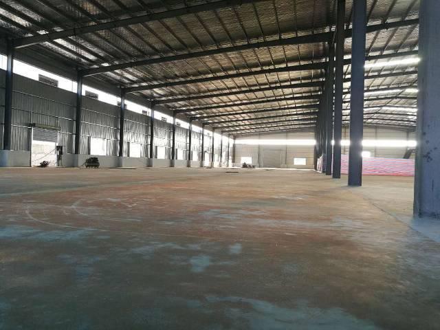 博罗县十米高钢构厂房15元出租-图3