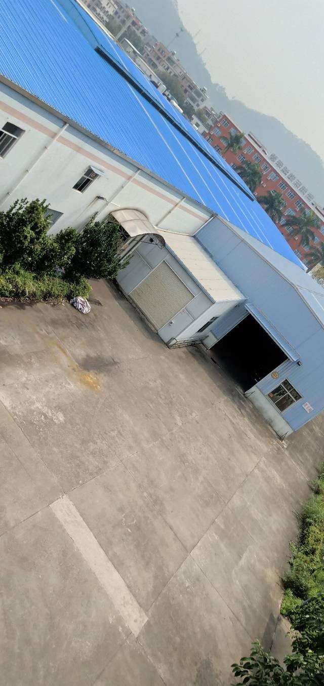 独门独院厂房。可以改成商业办公。