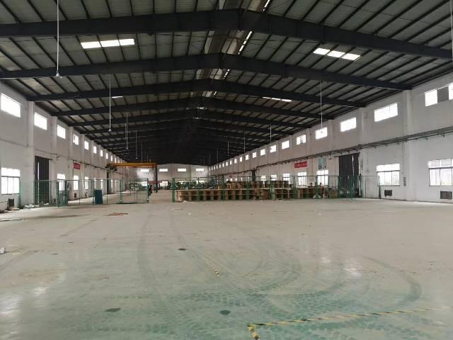 沥林4000平钢构独院厂房出售