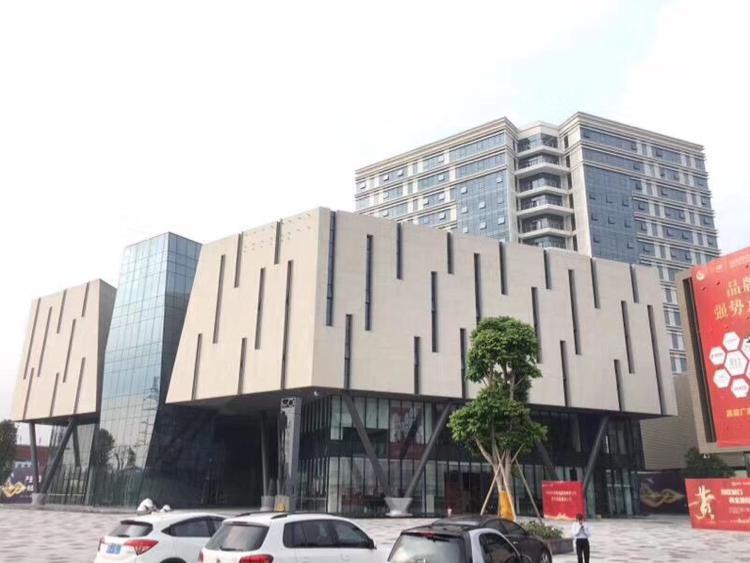 东莞厚街镇全新厂房总占地375亩,一期出售单层面积1650