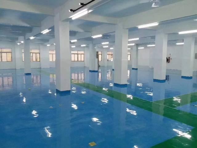 龙岗新出一楼厂房1800平方,水电齐全,刚装修的-图5