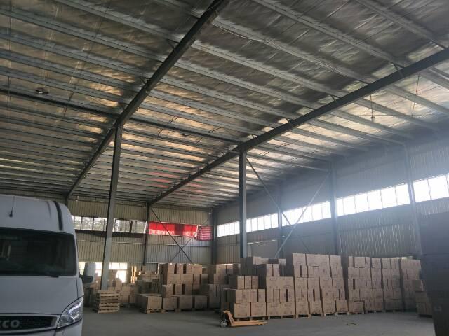 汉口北1400平钢结构厂房,可做仓库,加工