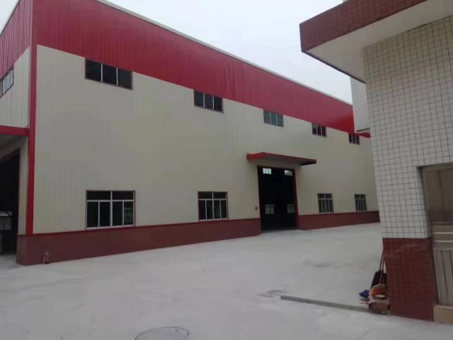 园洲7000平方独院单一层厂房出租