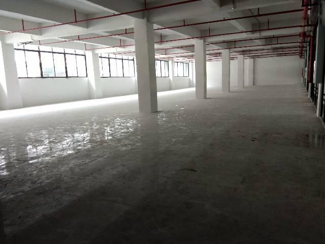 横岗四联3000平可做办公可做加工环境优美