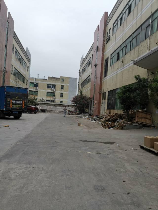 福永新和独院6600平方厂房出租