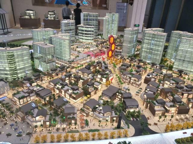 东莞松湖CBD占地21亩,建筑3万平方,全新标准厂房出售