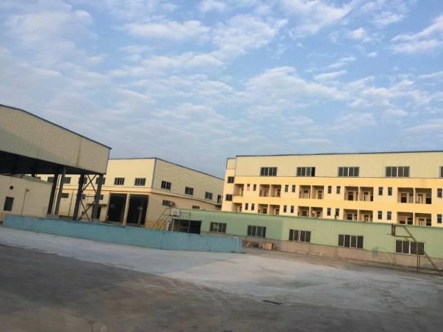 惠州市博罗县园洲镇出独门独院厂房,证件齐全,有排水证