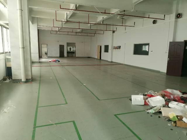 福永沿江高速口楼上新出1500平原房东红本厂房合同可签五年以-图6