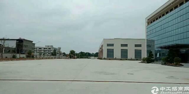 东莞花园式厂房建筑5000㎡国有证厂房出售
