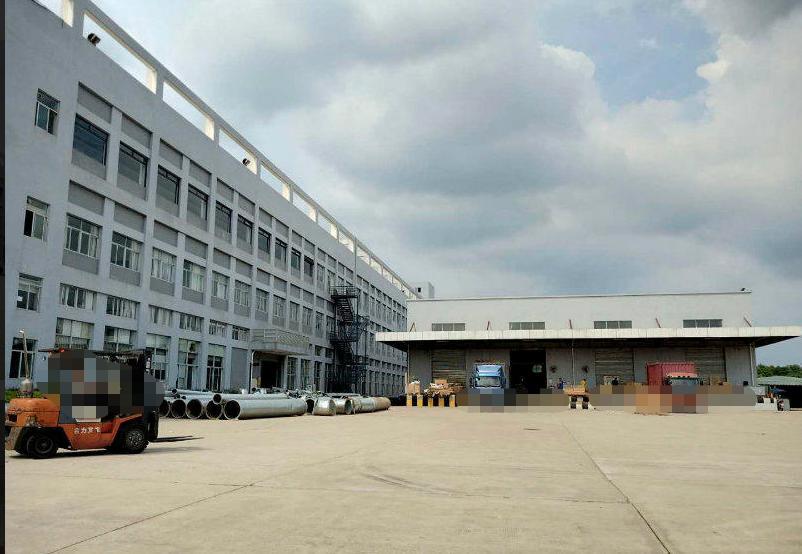 清湖头工业区独院3楼700平米厂房仓库出租带牛角