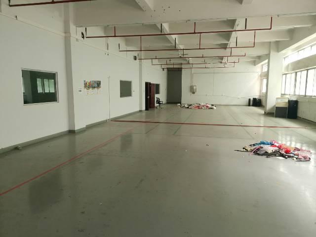 福永沿江高速口楼上新出1500平原房东红本厂房合同可签五年以-图5