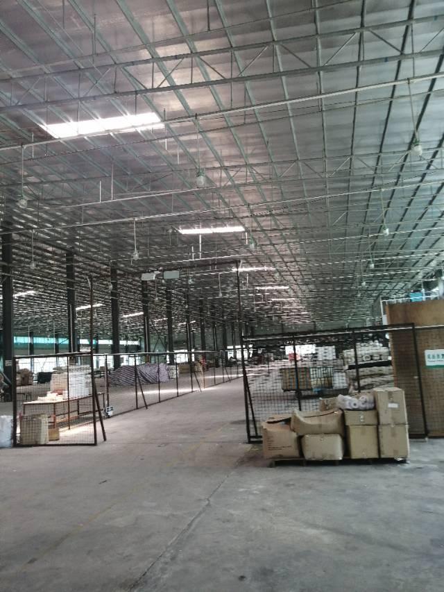 常平镇全新单层厂房出售 1、占地面积:6亩