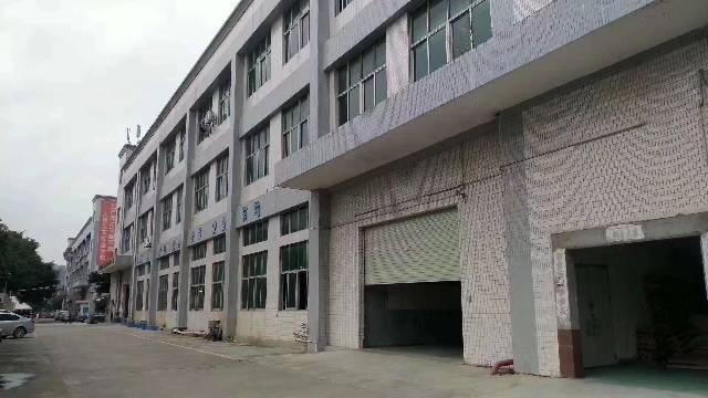 独院标准厂房原房东实际面积4500平方出租大小可分租