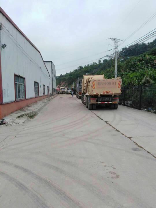 龙岗坪地原房东新出2400平钢构厂房