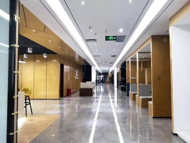 光明精装修写字楼出租60至200平可做劳务派遣13图片4