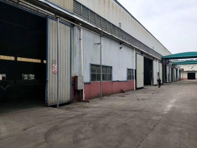原房东厂房出租,地址花都狮岭镇,面积1670平方米