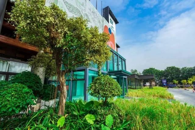 天河智慧城800平的花园式甲级写字楼招租