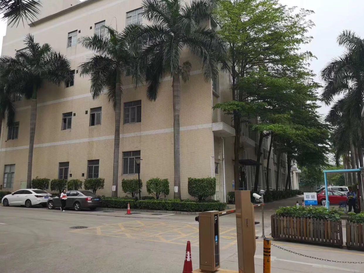 西乡固戍原房东厂房实际面积1600平带装修