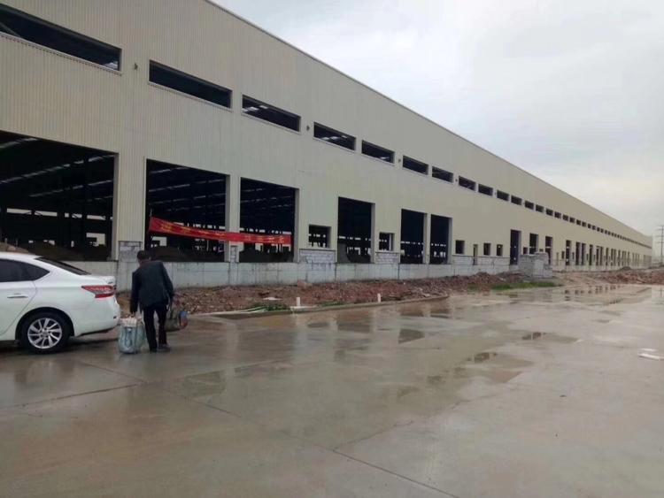 新建物流仓库76万平出租