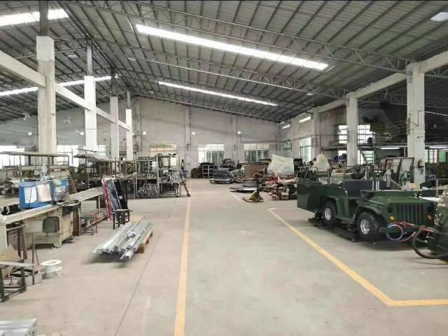 花都狮岭单一层钢构厂房2770平